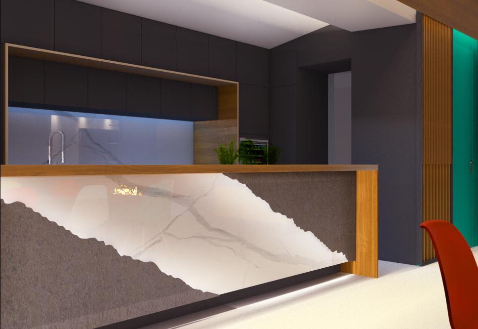 Cucina Ristrutturazione appartamento Giarre