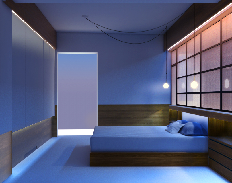 Camera da letto Ristrutturazione appartamento Giarre