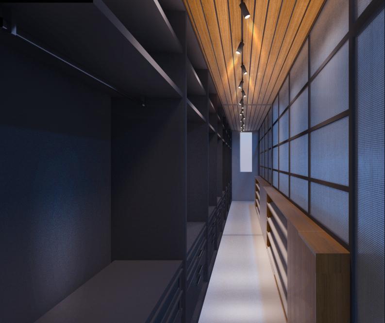 Cabina armadio Ristrutturazione appartamento Giarre