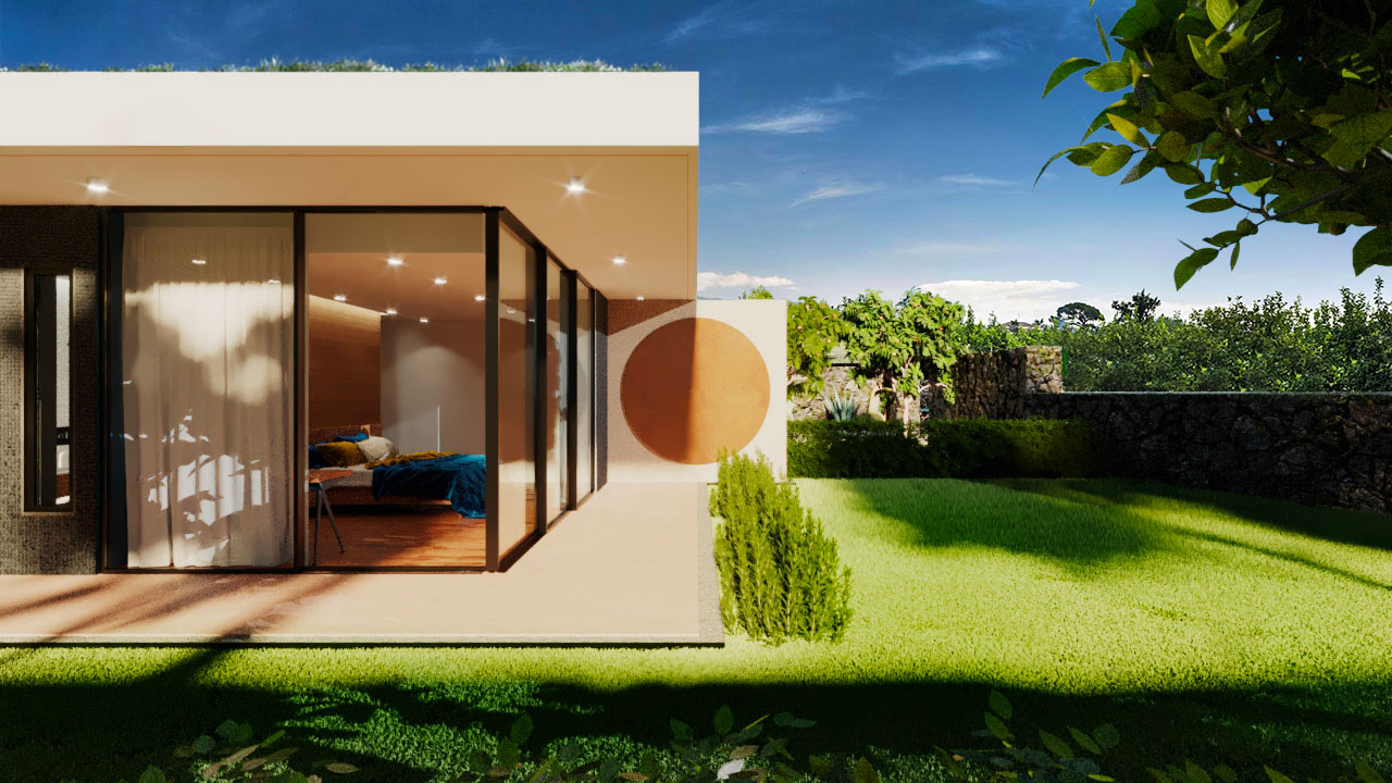 Residence in Zafferana Etnea
